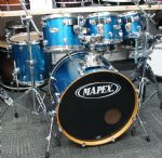 MAPEX ProM MAPLE  6-PIECE KIT BERMUDA SPARKLE